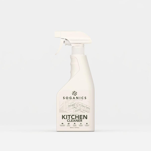 Soganics Eco-Friendly Kitchen Cleaner - Organics Buddy