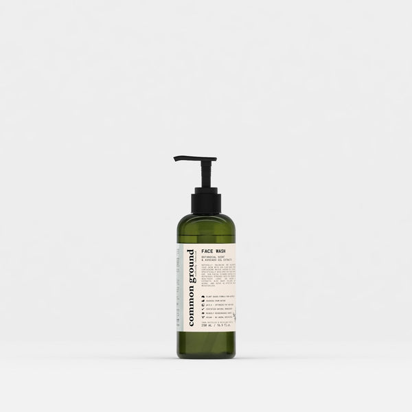 Common Ground Organic Face Wash - Organics Buddy