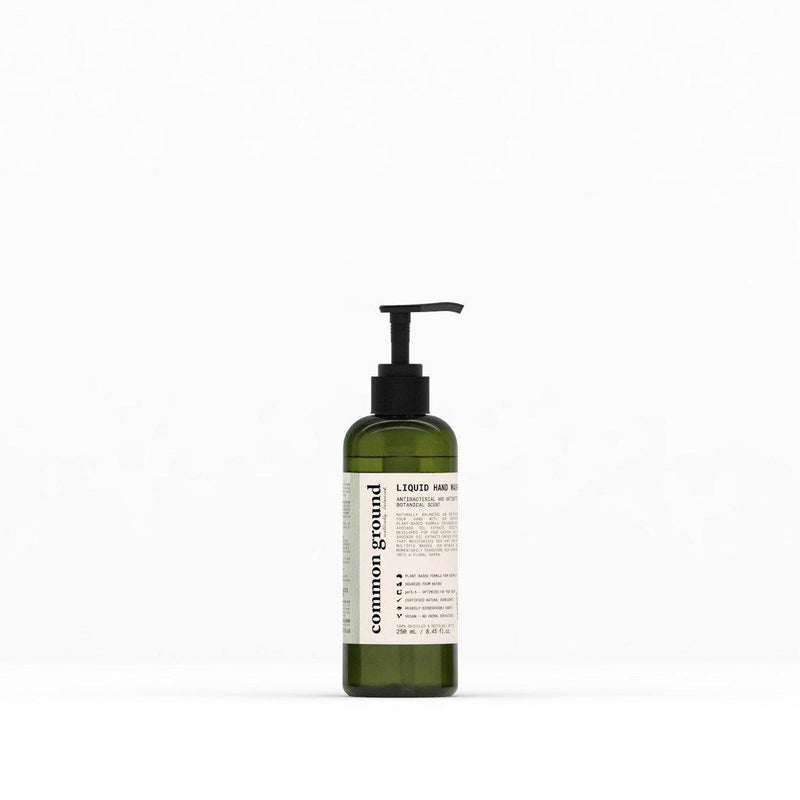 Common Ground Organic Liquid Hand Wash - Organics Buddy