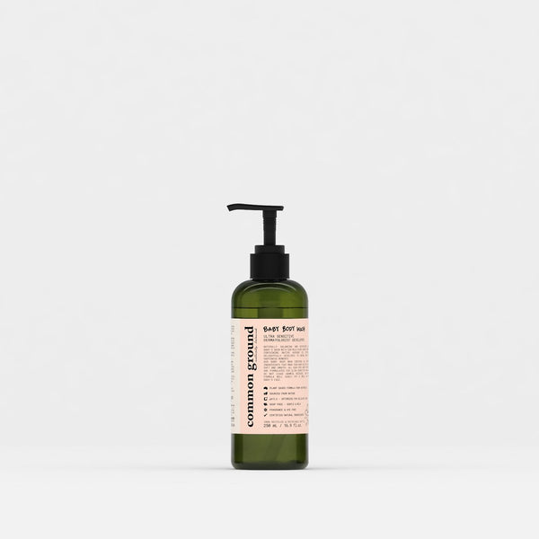 Common Ground Organic Baby Body Wash - Organics Buddy