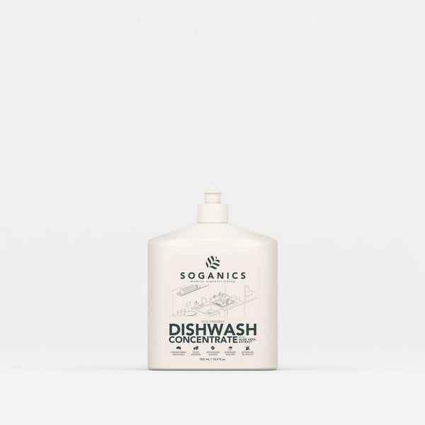 Soganics Eco-Friendly Dishwash Concentrate - Organics Buddy