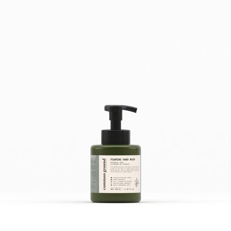 Common Ground Organic Foaming Hand Wash - Organics Buddy