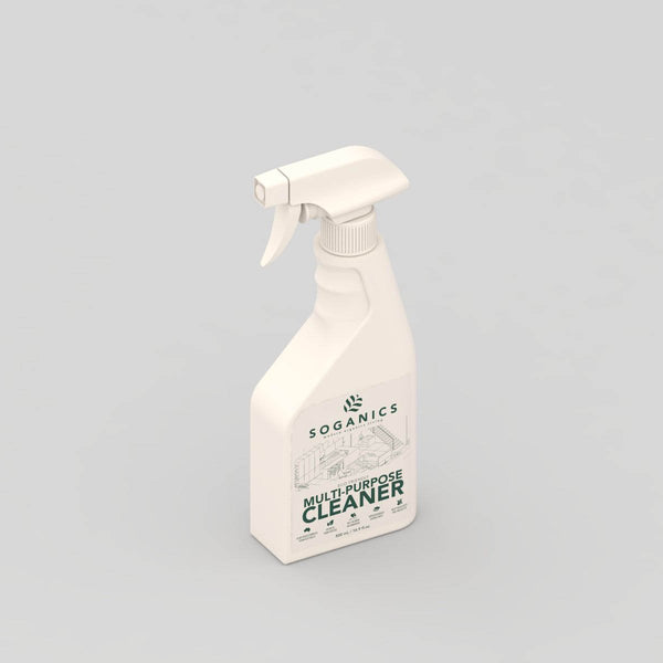 Soganics Eco-Friendly Natural Multi-Purpose Cleaner - Organics Buddy