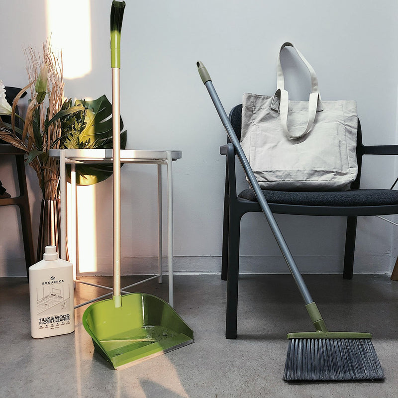 Soganics Eco-Friendly Tile & Wood Floor Cleaner - Organics Buddy