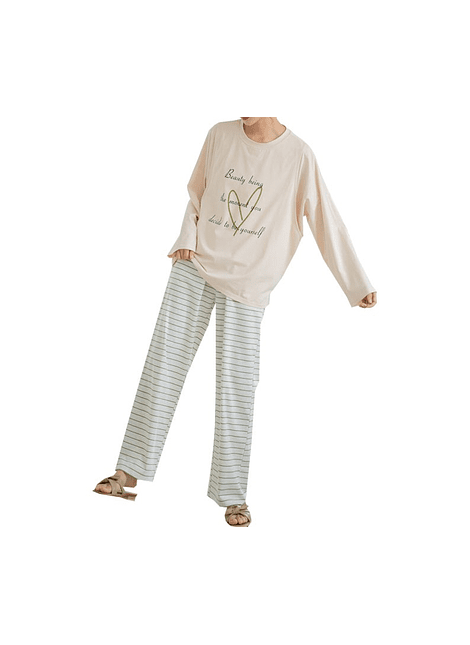 Pijama Beauty Maternal Y Lactancia