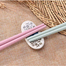 Load image into Gallery viewer, Reusable Wheat Straw Chopsticks - EcoSlurps Store