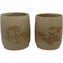 Load image into Gallery viewer, Real Bamboo Wood Cups (Set Of 2) - EcoSlurps Store