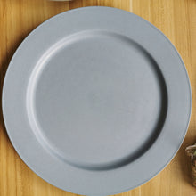 Load image into Gallery viewer, Dinner Plates Made From Recycled Wheat Straw - EcoSlurps Store