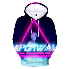 Load image into Gallery viewer, Vaporwave Hoodie