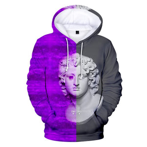 Two Sides of Medusa Hoodie