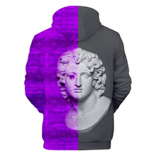 Load image into Gallery viewer, Two Sides of Medusa Hoodie