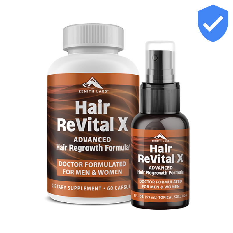 Hair Revital X - Hair Growth Supplement - Official manufacture