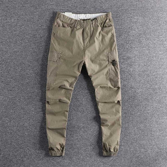 Fashion Outdoor Thin Elastic Youth Sports Bottom Pants