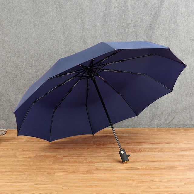 New Big Strong Fashion Windproof Umbrella