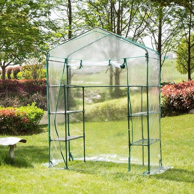 PVC Corrosion-resistant Plant Cover Plant Greenhouse Cover