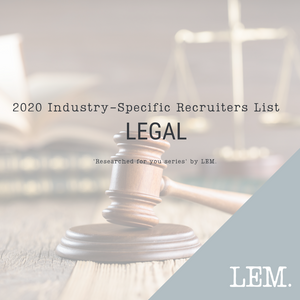 Legal | 2020 NZ Industry-Specific Recruiters List | 21 Recruiters