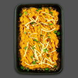 Clean cottage beef pie, new flavours, great taste bodybuilding muscle meals