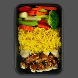 Mongolian chicken, new flavours, great taste bodybuilding muscle meals