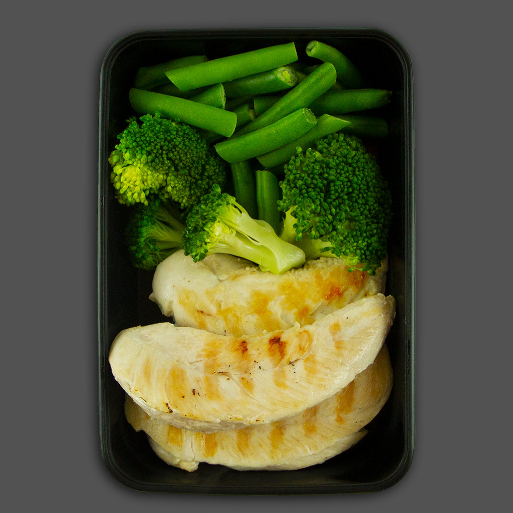 Naked chicken, new flavours, great taste bodybuilding muscle meals