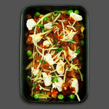 Pasta la vista chicken pasta high in protein performance meals delivered