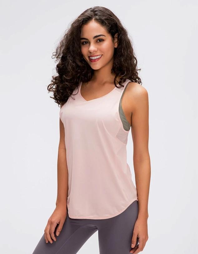 Ultralite Loose Yoga Sleeveless Tank Top
