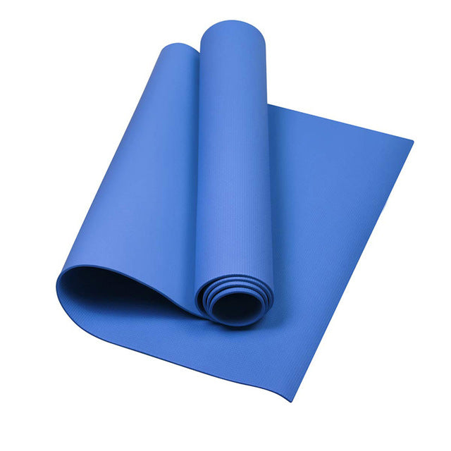 ENERGY Yoga Mat + Blue