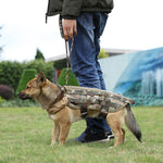 bungee leash no pull leash tactical dog harness