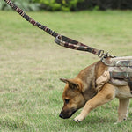 Bungee Dog Leash No Pull | Durable | Waterproof | Tactical Dog Lead