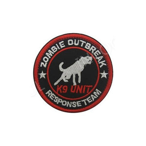 Embroidery Patch |  EMT | Medic | PTSD | Guide | Service Dog Patches