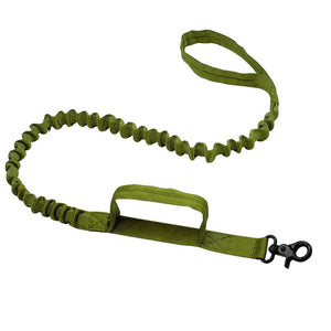 No-Pull Dual Handle Bungee Dog Leash