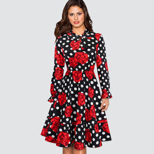 Load image into Gallery viewer, 600 Polka Dot  Dress