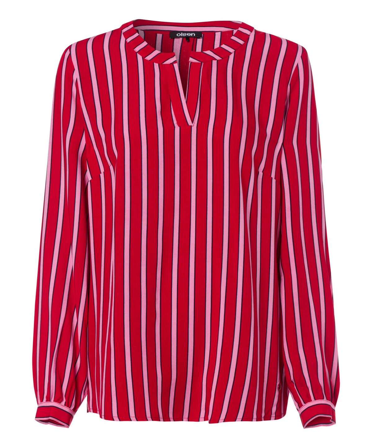 Vertical Stripe Blouse