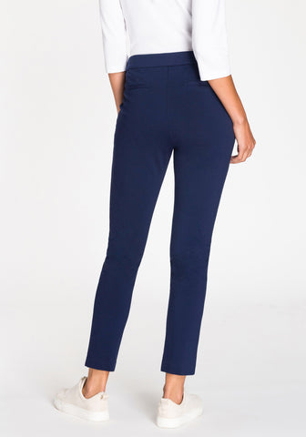 Pia Flat Front Pant