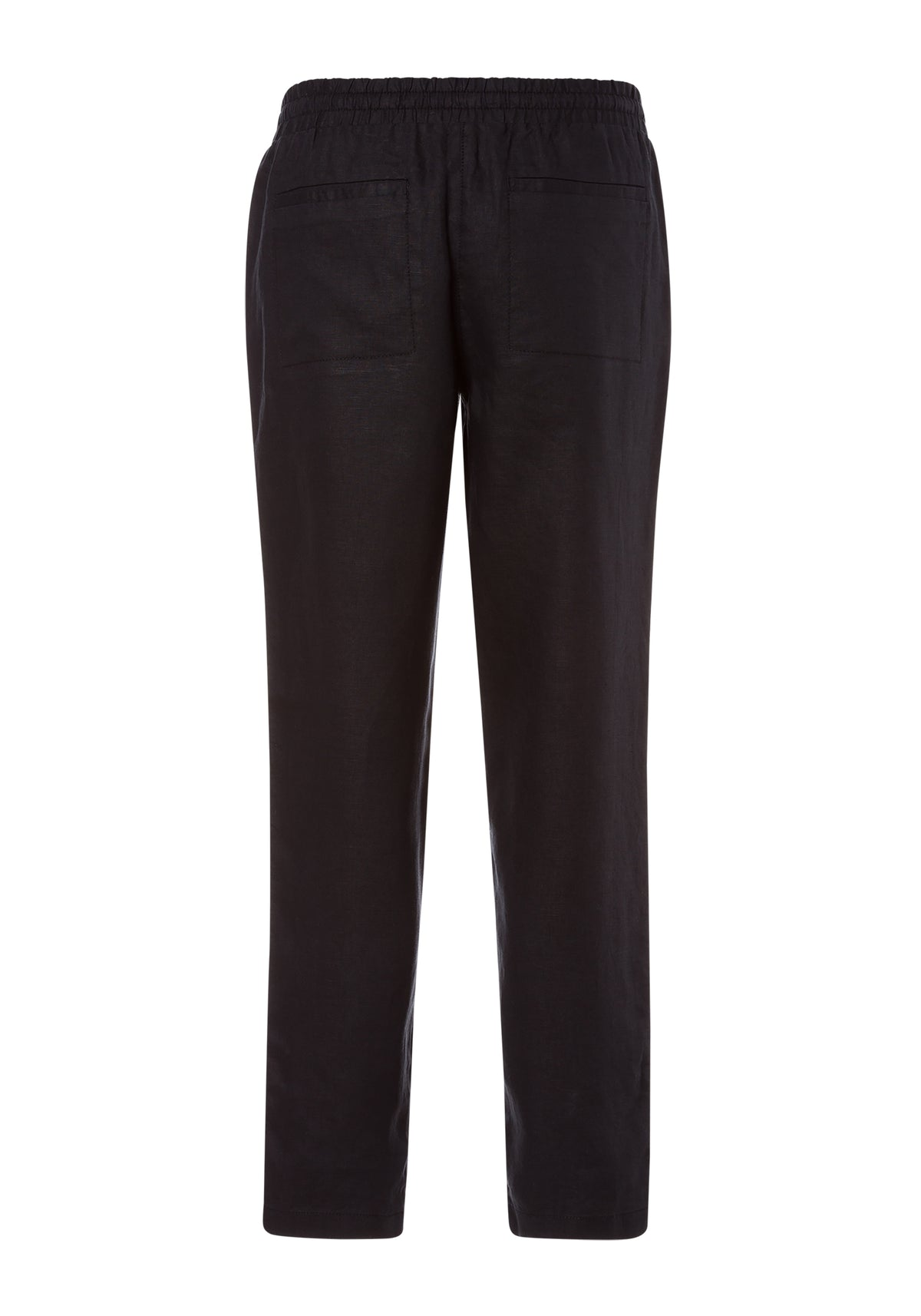 Lisa Fit Linen Drawstring Pant