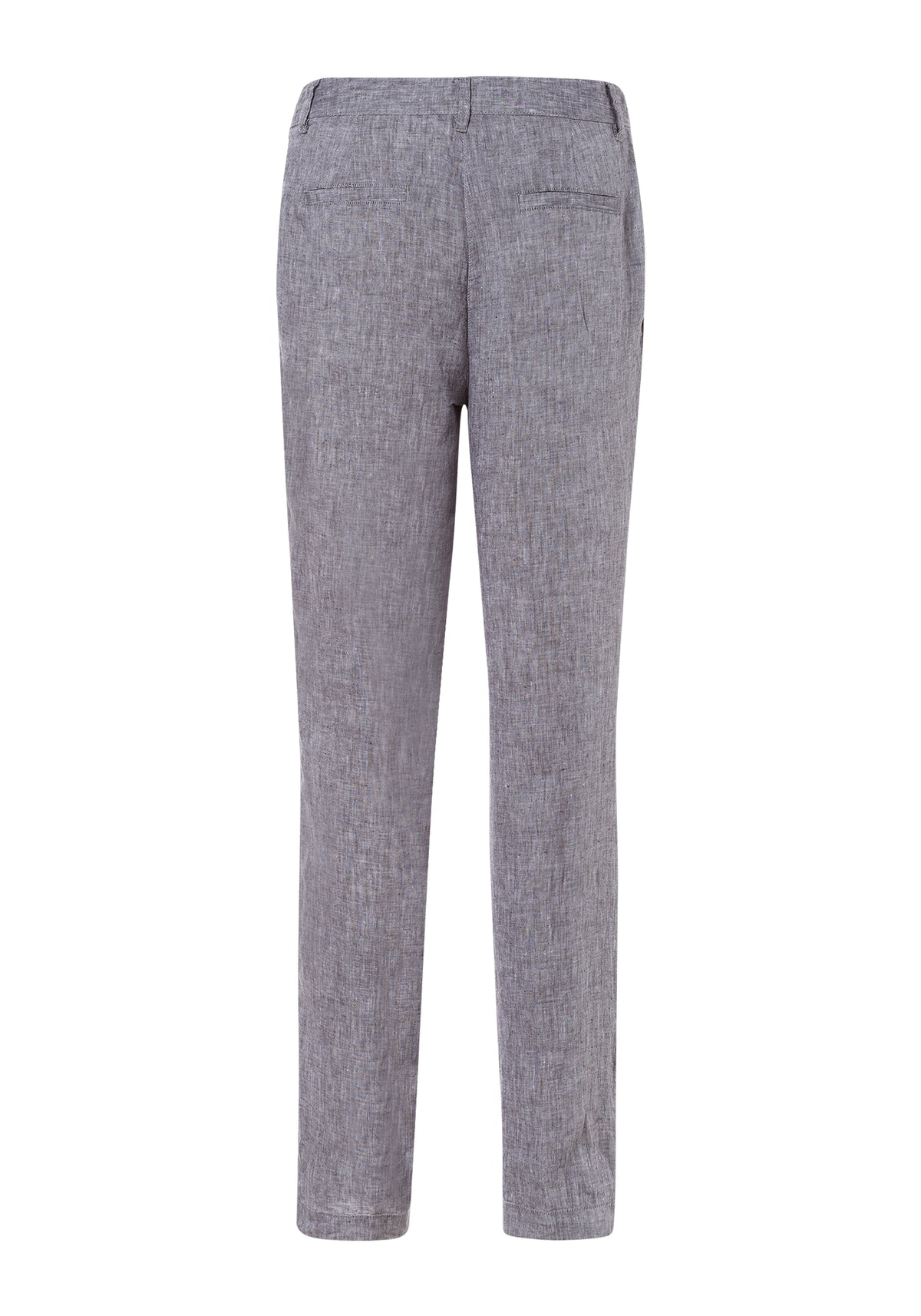 Mona Fit Linen Trouser