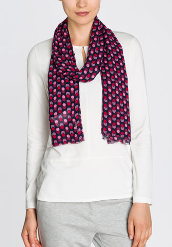Shadow Dot Scarf
