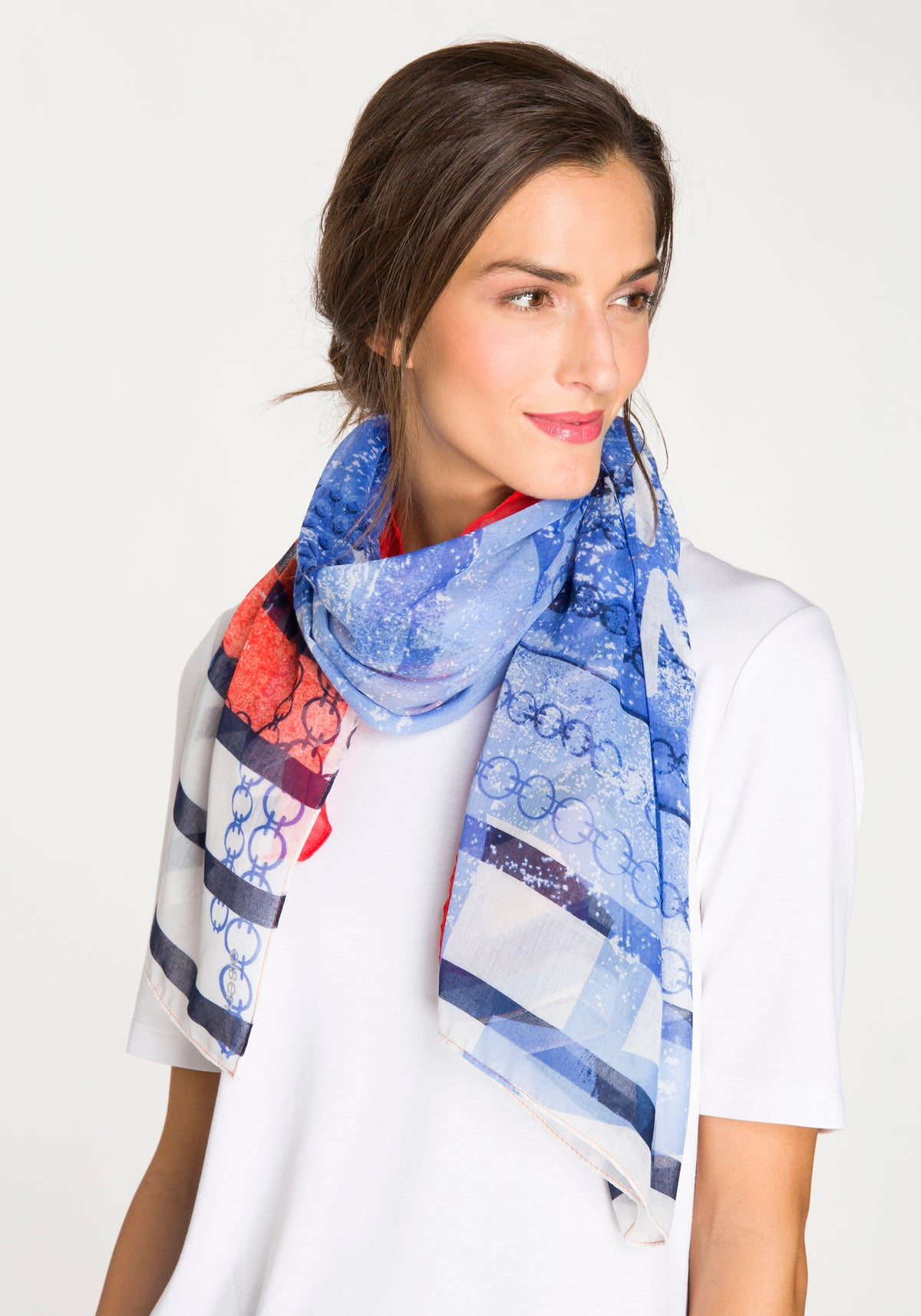 Nautical Scarf