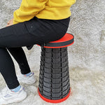 FoldStool™ - The Unique & Portable Seat!