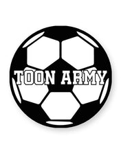 Load image into Gallery viewer, Toon Army Football Club Fan - Newcastle - Barware Home Kitchen Drinks Coasters