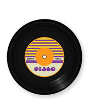 Load image into Gallery viewer, Vinyl Record Disco Music Genre - Barware Home Kitchen Drinks Coasters