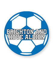Load image into Gallery viewer, Brighton Hove Albion Football Club Fan - Barware Home Kitchen Drinks Coasters
