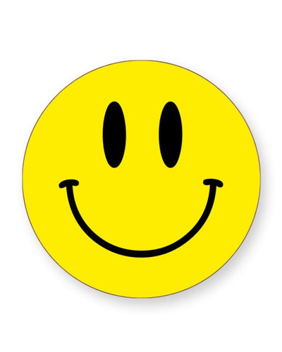 Acid House Smiley - Rave Culture - Barware Home Kitchen Drinks Coasters
