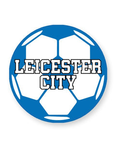 Leicester City Drinks Coaster