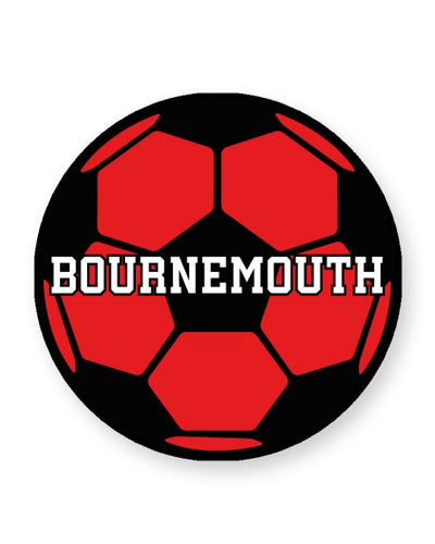 Bournemouth Football Club Fan - Barware Home Kitchen Drinks Coasters