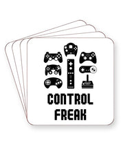 Load image into Gallery viewer, Control Freak - Video Game Controllers - Barware Home Kitchen Drinks Coasters