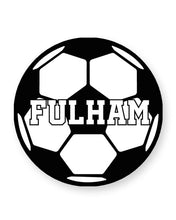 Load image into Gallery viewer, Fulham Football Club Fan - Barware Home Kitchen Drinks Coasters