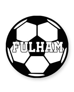 Fulham Football Club Fan - Barware Home Kitchen Drinks Coasters