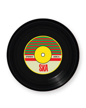 Load image into Gallery viewer, Vinyl Record Ska Music Genre - Barware Home Kitchen Drinks Coasters