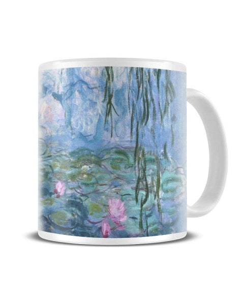 Waterlillies - Monet - Classic Artwork Ceramic Mug
