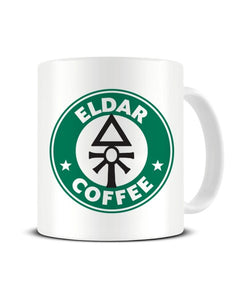 Eldar Coffee Tabletop Gamer Ceramic Mug